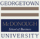 McDonough School of Business van de Georgetown University