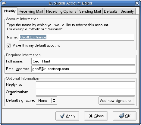 how to get a microsoft exchange account