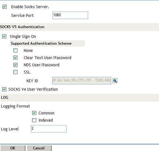 Novell Doc: Novell BorderManager 3 9 Administration Guide