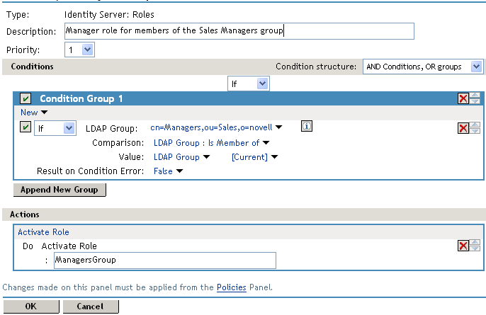 Novell Doc: Novell Access Manager 3 0 SP4 Administration