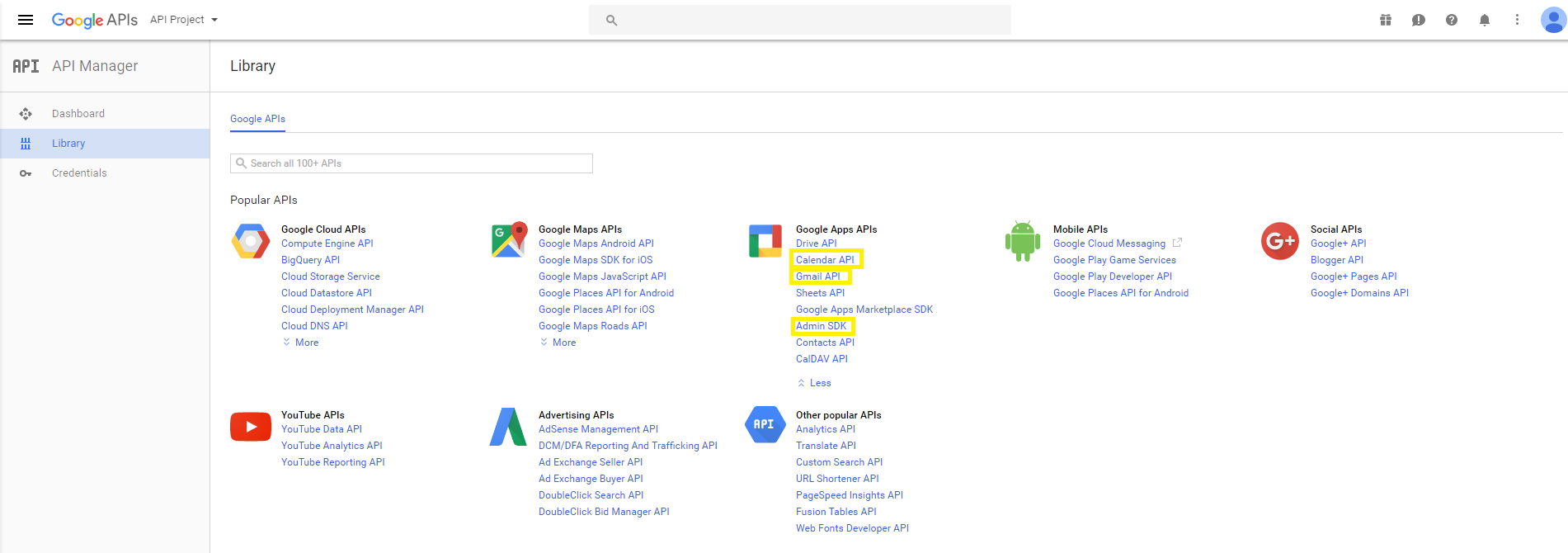 Google Apps Module - Retain Unified Archiving
