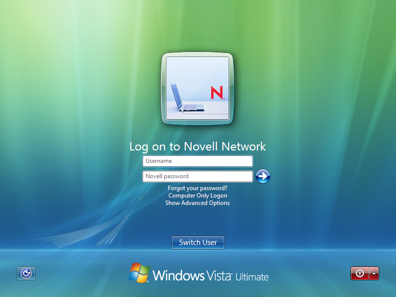 Novell doc: novell client 2 sp1 for windows administration guide.