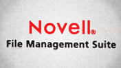 Novell File Management Suite