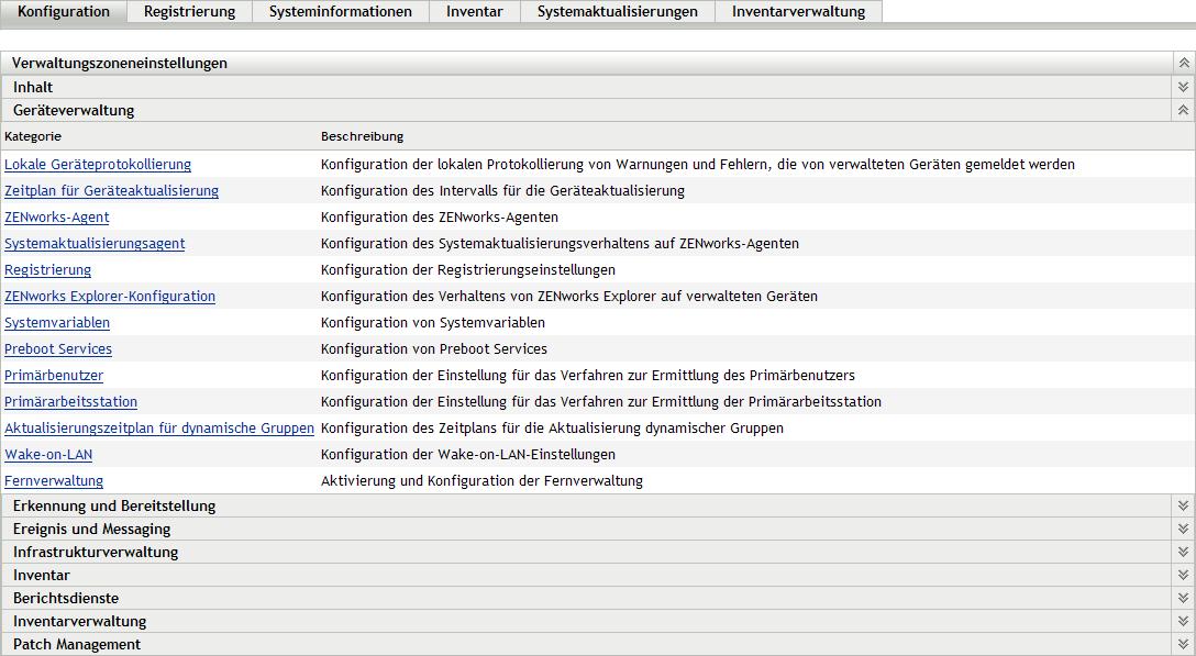 Novell Doc: ZENworks 10 Configuration Management-Referenz für die ...