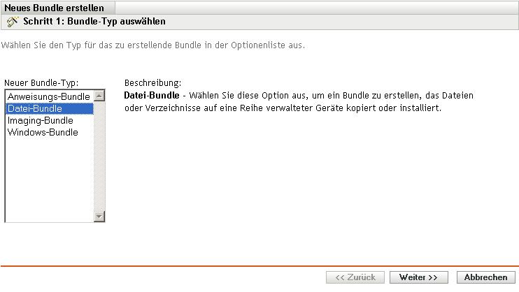 Novell Doc: ZENworks 10 Configuration Management-Referenz ...