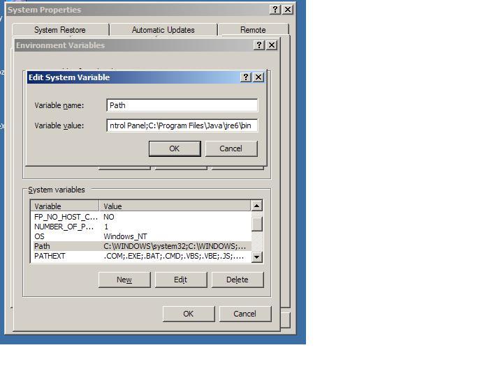 Windows Error 3 Solution