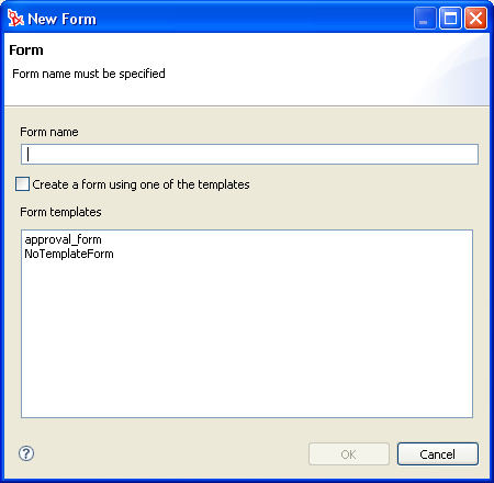 Novell Doc: User Application: Design Guide - Creating Forms