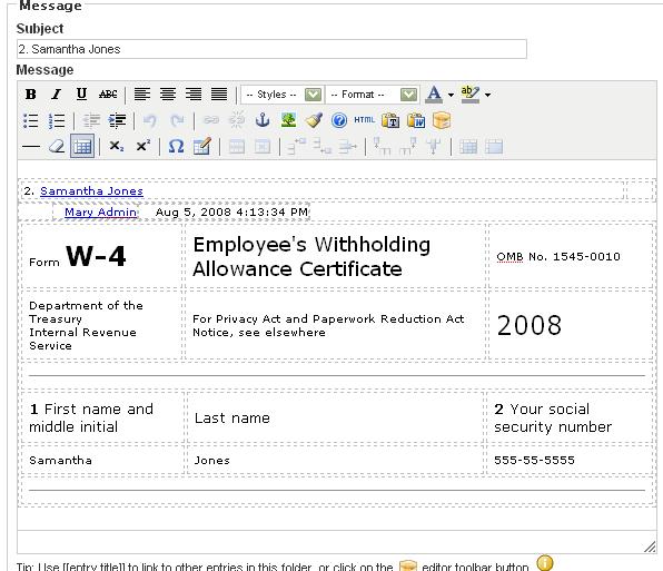 Novell Doc: Kablink Teaming 3 Developer Guide - Examples of Custom ...