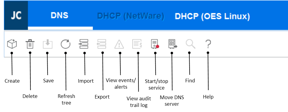 DNS Service - OES 2018 SP1: DNS/DHCP Services for Linux