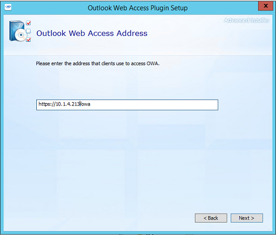 Outlook Web App Plugin - Retain Unified Archiving