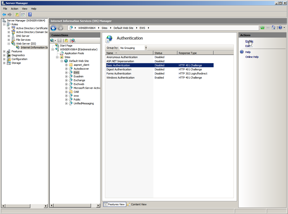 Exchange Module On-Premise Exchange - Retain Unified Archiving