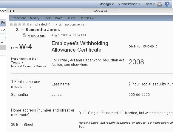Novell Doc: Novell Teaming 2.1 Developer Guide - Examples of ...