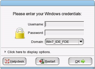 Novell Doc Zenworks 11 Sp2 Full Disk Encryption Pba Reference Using The Helpdesk For Override User