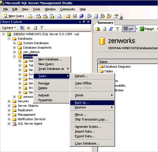Monitoring and Tuning - ZENworks Configuration Management - Best ...