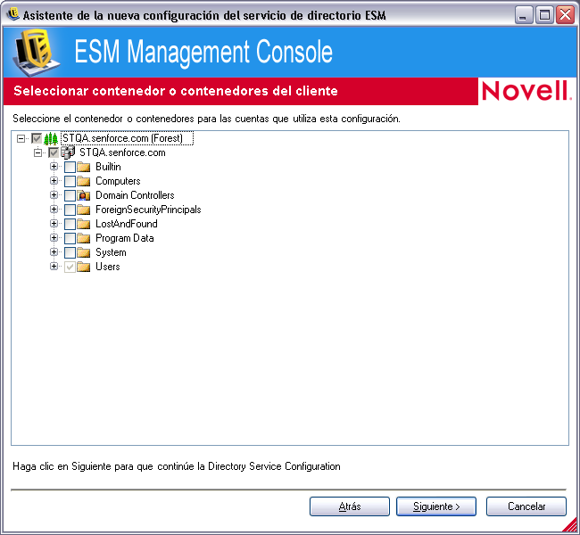 Novell Doc: ZENworks Endpoint Security Management: ayuda de la ...