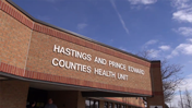 Hastings and Prince Edward Counties Health Unit and Novell Vibe