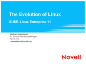 Linux Adoption in a Global Recession Part 2