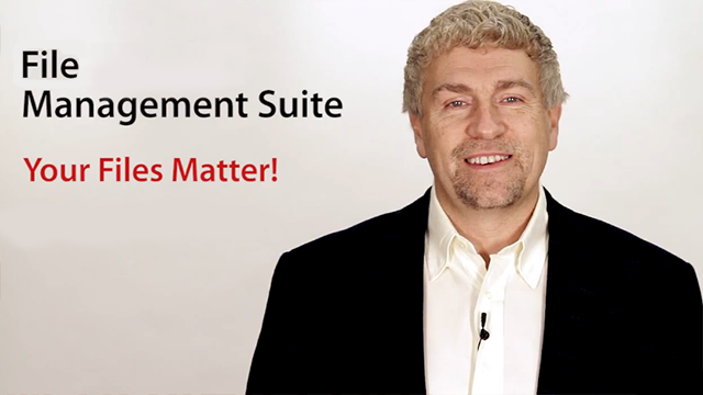 File Management Suite Introduction-with David Condrey