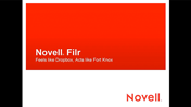 Feels like Dropbox, Acts like Fort Knox: Novell Filr