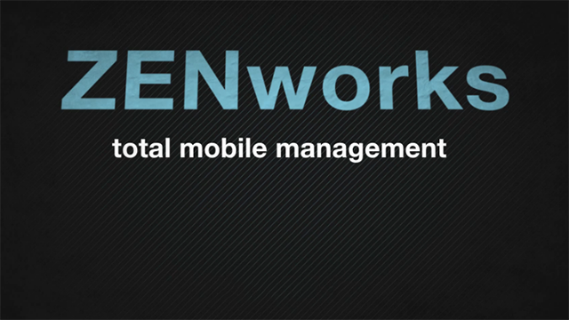 Novell Mobile Device Management Solution Overview